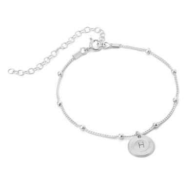 Rayos Initial Bracelet