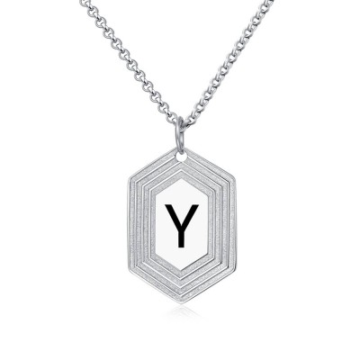 Cupola Link Chain Necklace