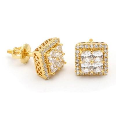 Layered Earrings